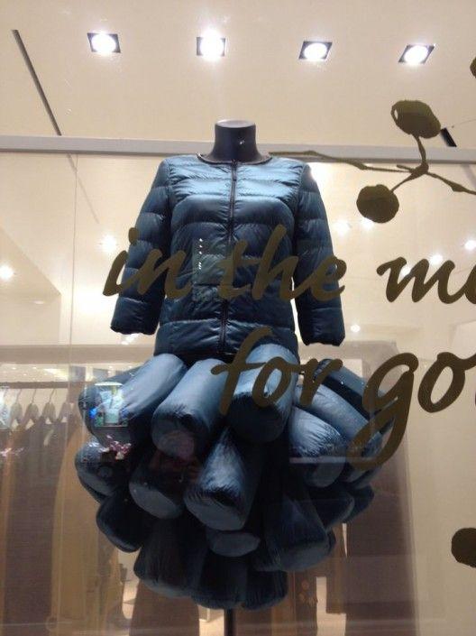 La robe doudoune de Comptoir des Cotonniers