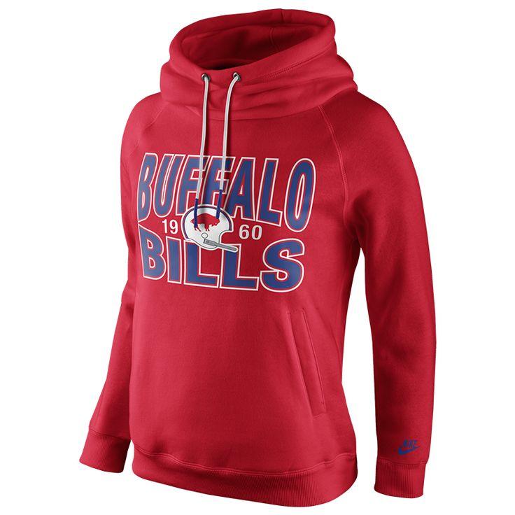 Buffalo Bills Women's Hoodie - Rally Funnel