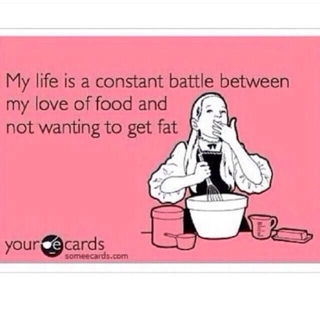 Sounds about right - I heart food.  Funny diet memes for people who love to eat and workout
