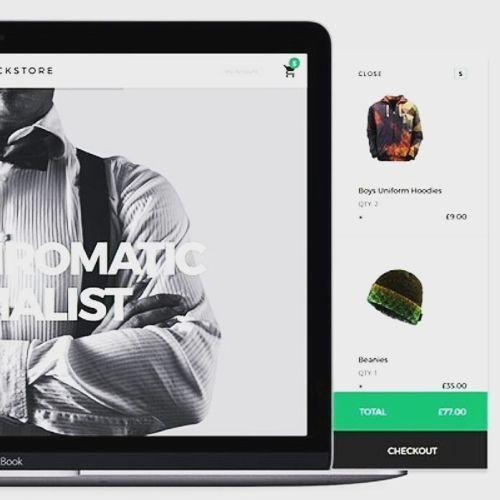 designeour:  DW Brickstore #WooCommerce #theme by DesignWall...