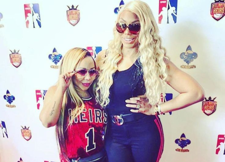 """Tamar Braxton And Tameka 'Tiny' Harris Reconnect In Las Vegas -- """"Dirty Dancing"""" Video Makes Fans Happy  celebrityinsider.org #Entertainment #celebrityinsider #celebrities #celebrity #celebritynews"""