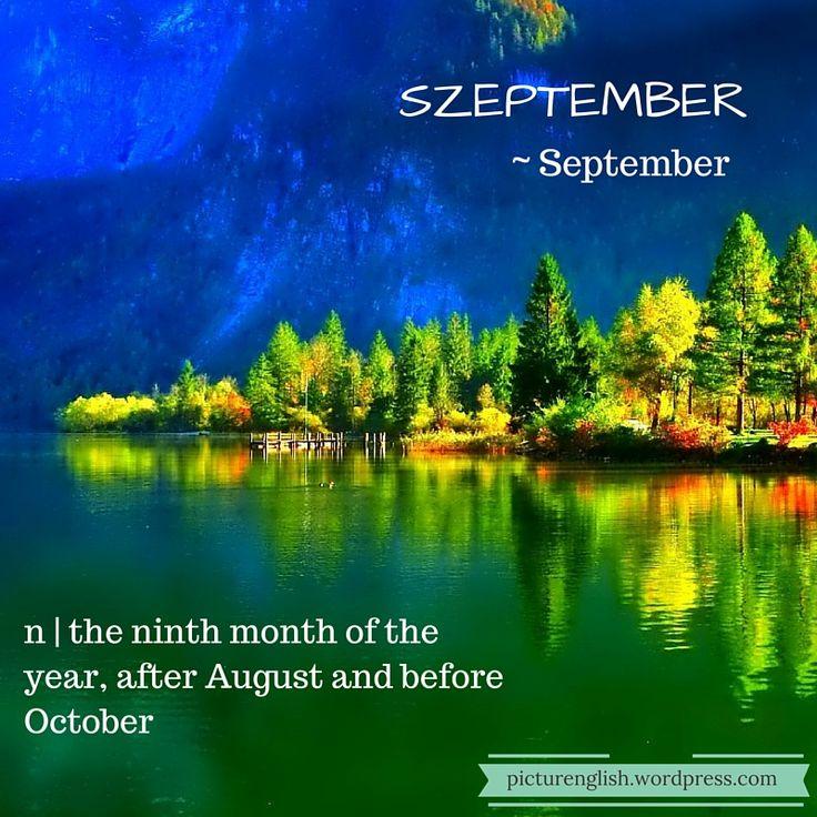 September / Szeptember