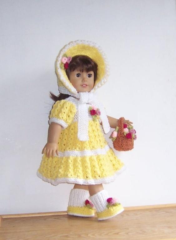 Easter Parade pattern on Craftsy.com
