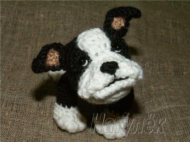 125 besten Crochet Dogs~Free patterns Bilder auf Pinterest | Hunde ...