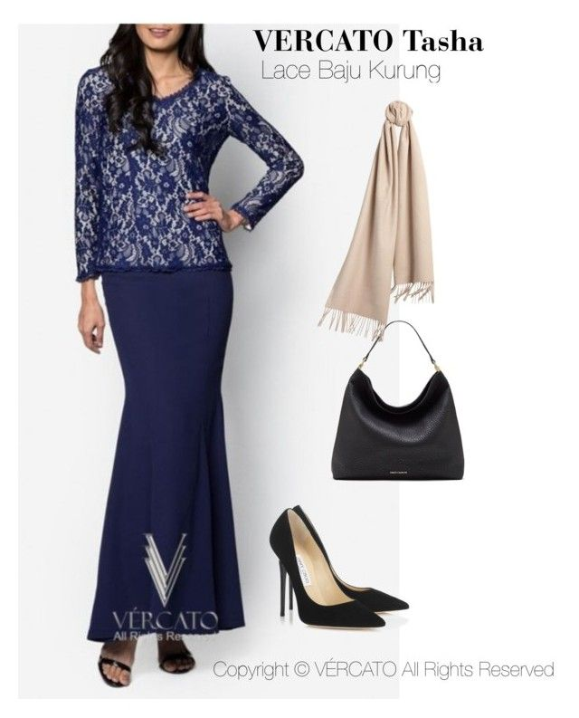 Vercato Tasha Baju Kurung Moden in navy blue and also available in black. SHOP NOW: http://www.vercato.com/baju-kurung-moden-lace-vercato-tasha-navy-blue