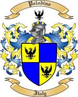 paladino family | Family Crest
