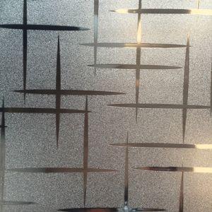 CottonColors Водонепроницаемый Без Клея Статические Декоративные Конфиденциальности Window Films, матовое Окно Наклейки Размер 60x200 См купить на AliExpress