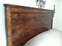 Headboards For King Size Beds | Rustic King Size Bed | Do It Yourself Home  Projects