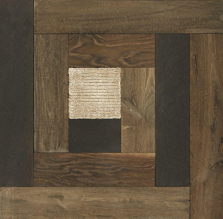 Composition patchwork #parquet #art #interiordesign #interiorarchitecture #wood #woodfloor #paris
