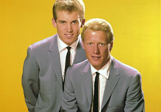 """Jan and Dean Jan and Dean score three Top 10 hits in 1964 — """"Drag City,"""" """"Dead…"""