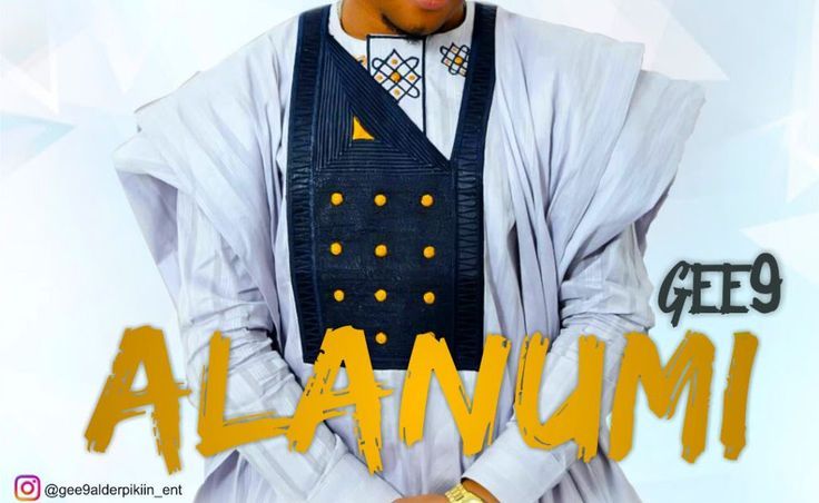 Gee9 is here with another big album ALANUMI after a trending tune featuring Lord of Ajasa ( bobo me ) prayer for the fans Alanumi is a song touching everyone across the world a folks song recorded in Yoruba language..it was produced and mixed by Oblack..beat by Emmani for Alderpikiin ent @gee9alderpikiin  DOWNLOAD NOW