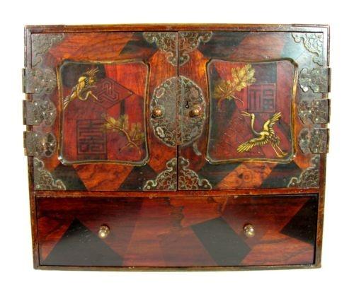Antique Japanese Cabinet