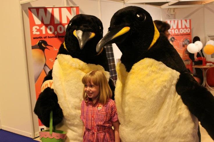 Penicuik penguins