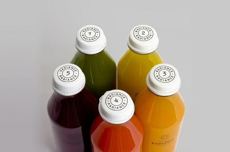 Radiance Cleanse juice by Construct
