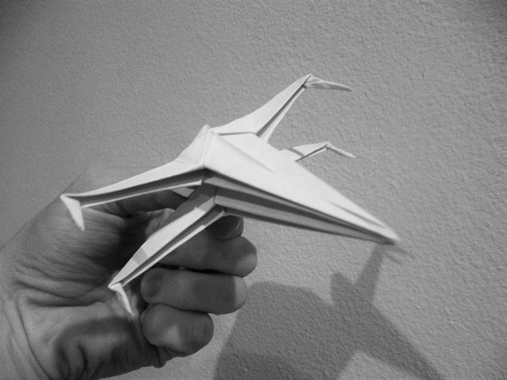 AK - X wing Origami.