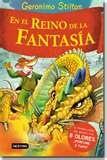 Gerónimo Stilton es un ratón que vive muchas aventuras de fantasía en el Reino de la Fantasía.