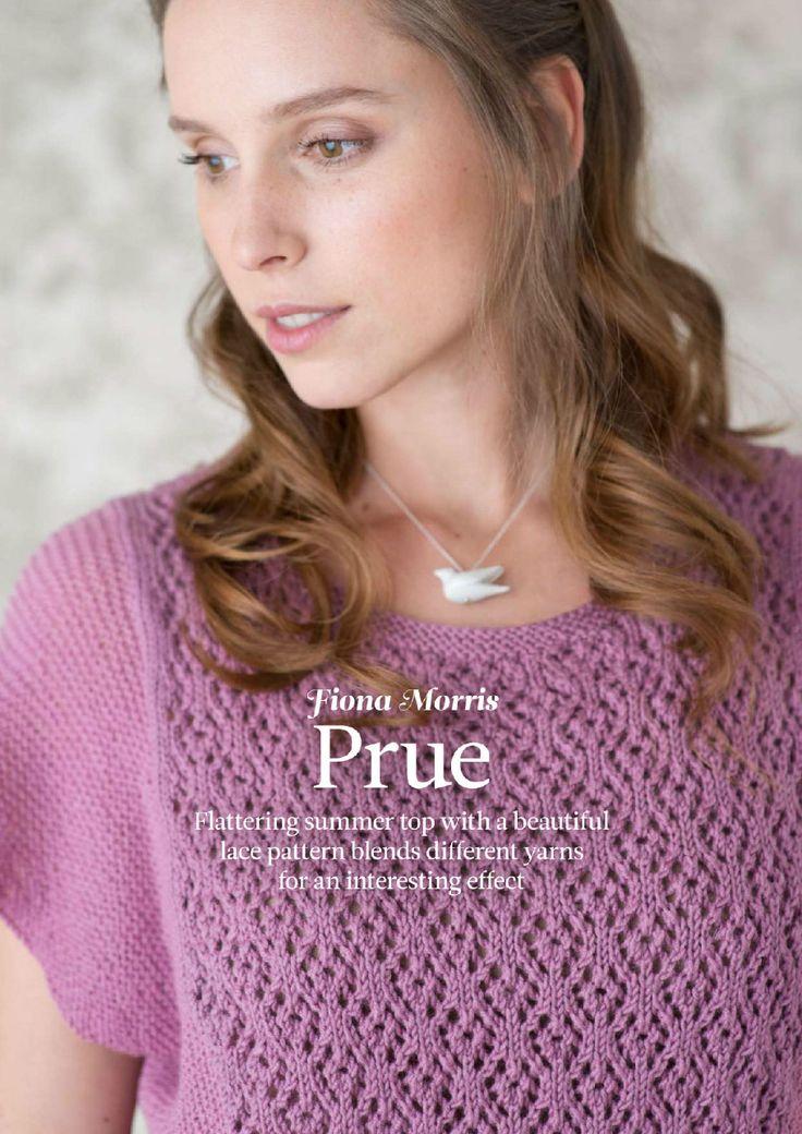 The Knitter №72 2014 - 紫苏 - 紫苏的博客
