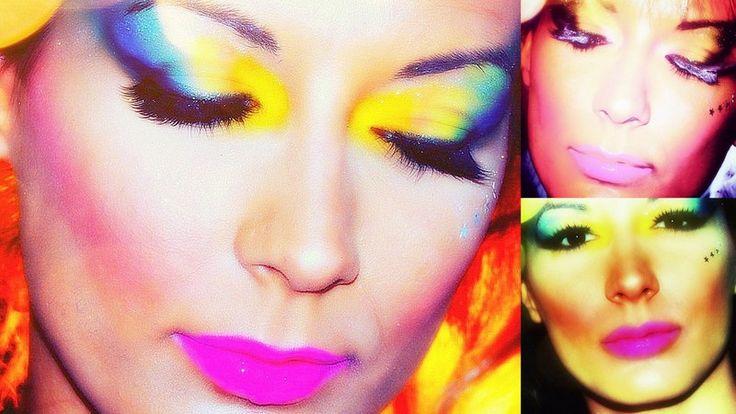 Royalty Sinners make up by Elena Armao.