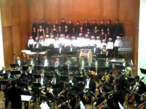 CORO SINFÓNICO DE BOLIVIA EL MESIAS - HALLELUYA HAENDEL