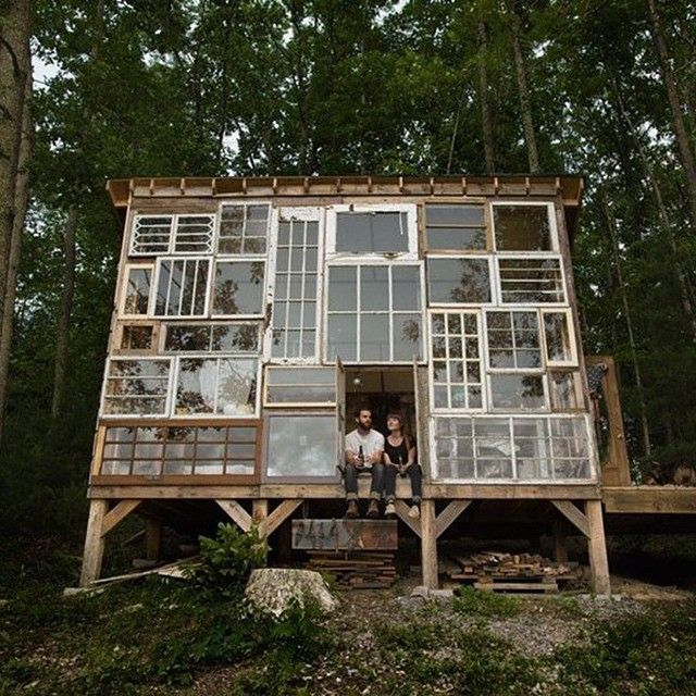 The Glass House (Nick Olsen and Lilah Horwitz) West Virginia