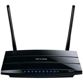 Roteador Wireless 600mbps Dual Band 4portas 2 Usb 2 Antenas Tl-wdr3600 - Tp-link - Roteadores no Extra.com.br