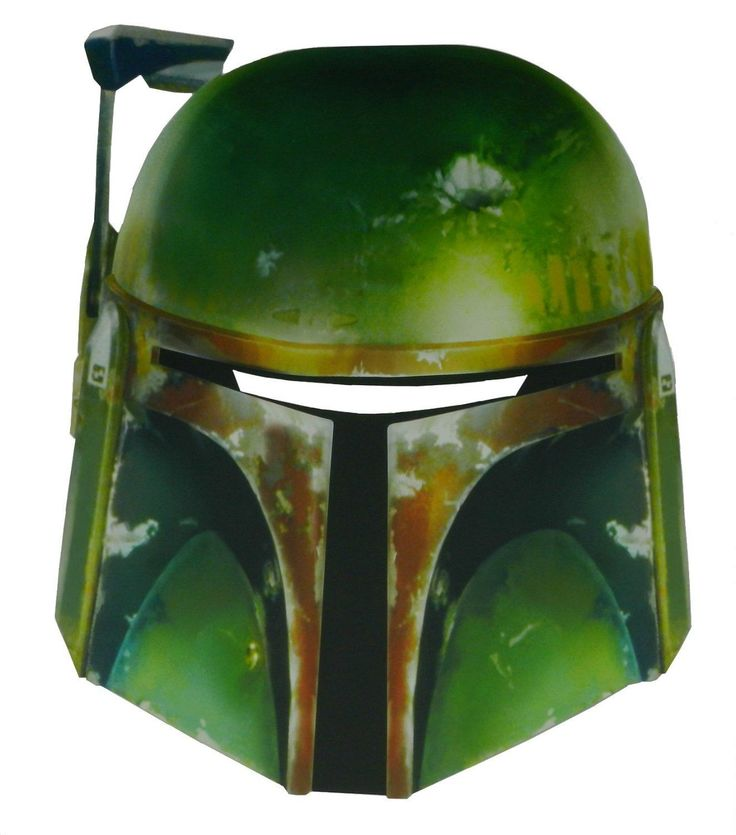 Star Wars Classic Boba Fett  Face Mask Poster Card  Paper Costume Accessory in Clothing, Shoes & Accessories, Costumes, Reenactment, Theater, Accessories, Masks & Eye Masks | eBay