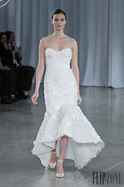comfort plus shoes usa Monique Lhuillier Fall winter 2013 2014   Bridal