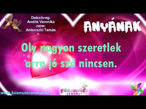 Anyák Napjára - Fülemüle Zenekar ANYÁNAK - Anyák Napi Dal - Ünnep 2014 anyák napja zene - YouTube