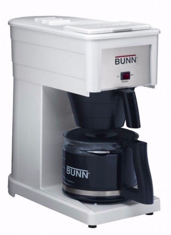 Bunn Basic 10-cup Home Pourover Brewer Stainless Steel Coffee Maker New #Bunn