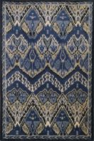 These 100% wool, hand-tufted rugs offer elegant, traditional designs rendered in updated colors.