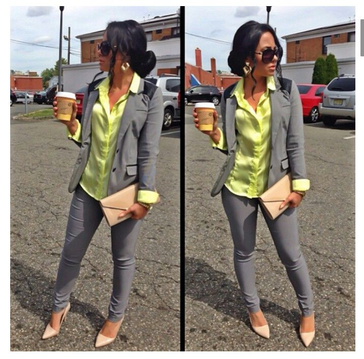 Business outfit (Olivia from Jerseylicious)