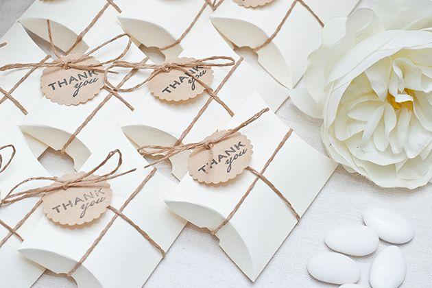 Brides: Wedding Favor Etiquette: Are Wedding Favors a Must?