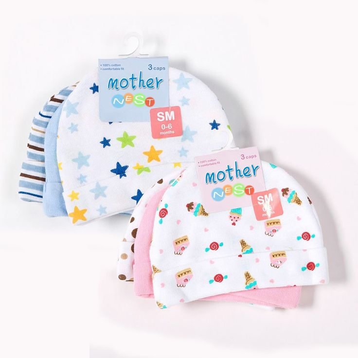 Like and Share if you want this  3pcs Baby Hats In Pink/Blue Star Print.     Tag a friend who would love this!     Buy one here---> https://littleunsonline.com/shop/mother-nest-3pcslot-baby-hats-pinkblue-star-printed-baby-hats-caps-for-newborn-baby-accessories/