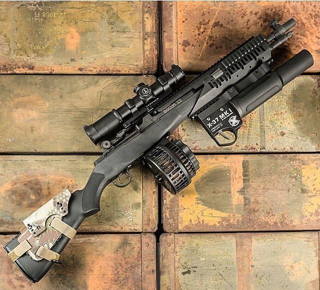 Pure badassery. Via @m1a_all_day The guys at @xproducts are always stepping up…