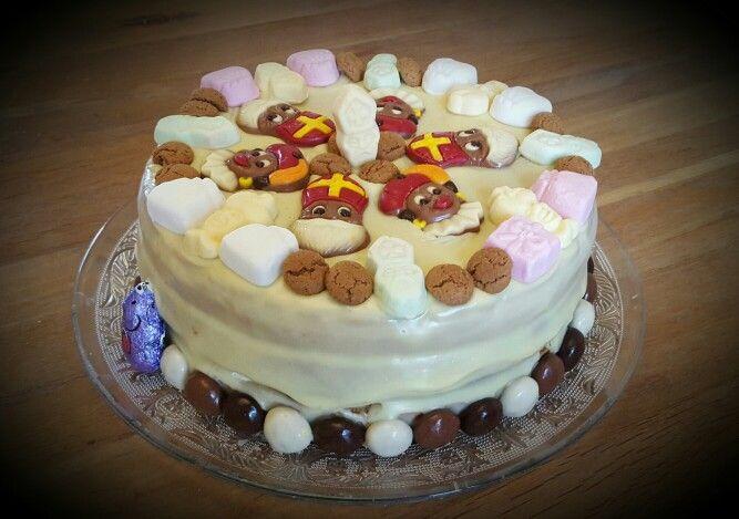 Samen met Suze: citroen biscuitdeeg, cacao biscuitdeeg, botercrème met speculaas, witte chocolade