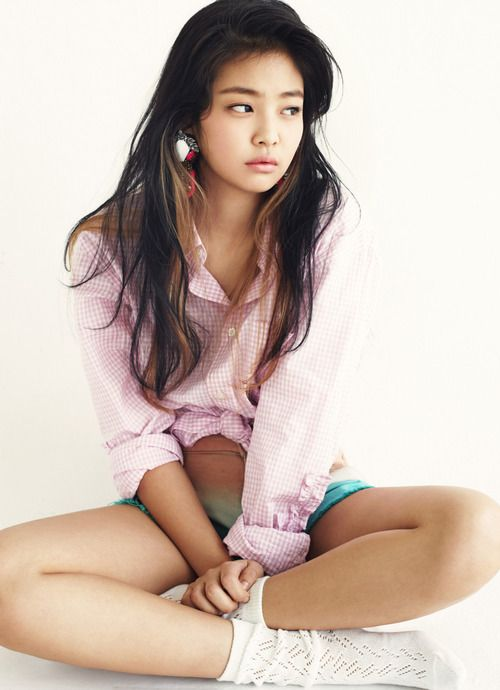 """YG's new girl group member Jenny Kim to be featured in G-Dragon's """"That XX"""" MV!"""