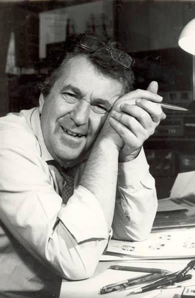 Attila  Dargay (1927-2009) Director, Hungary.