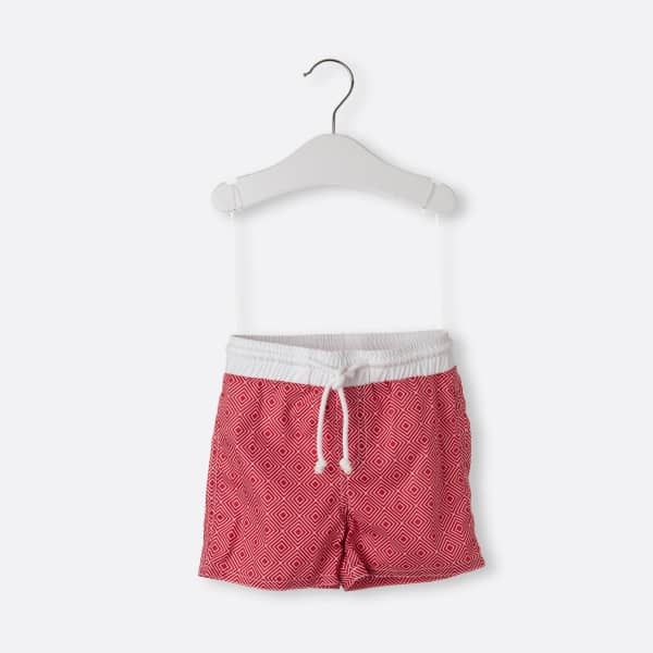 Red Shorts | Craby
