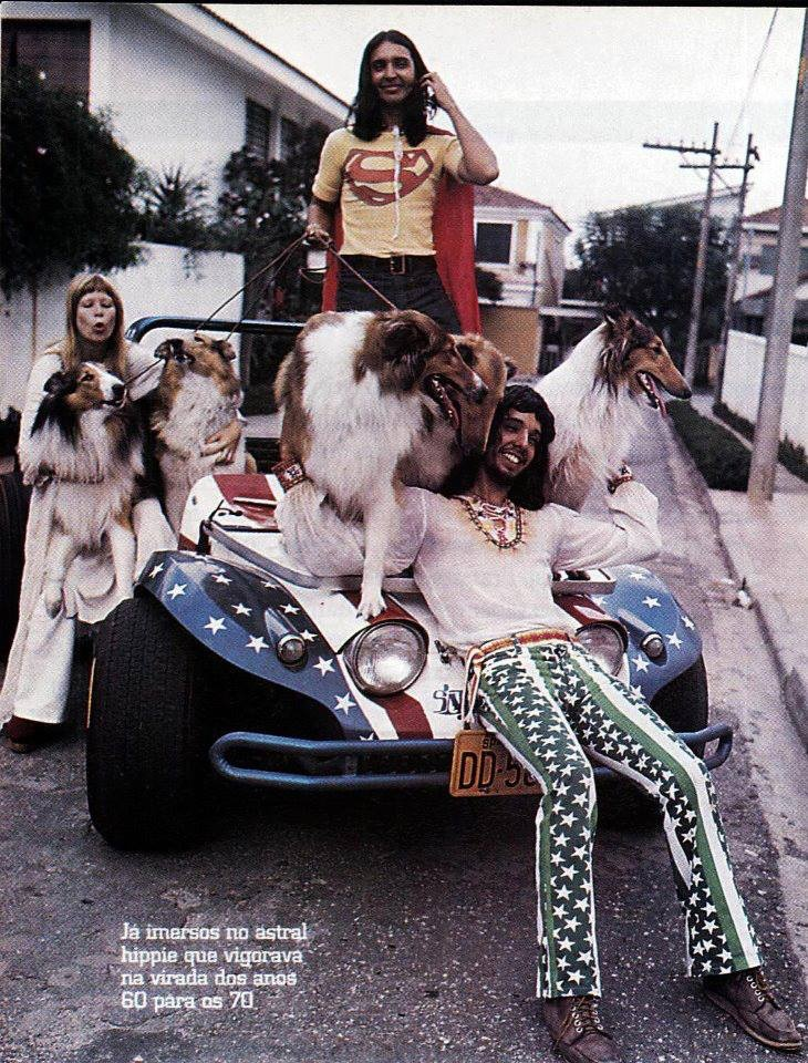 Os Mutantes, 1972                                                       …