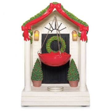 Festive Collection Welcome Friends Holiday Wax Melts Warmer - Lights Up! : Wax Melts Warmer : Yankee Candle