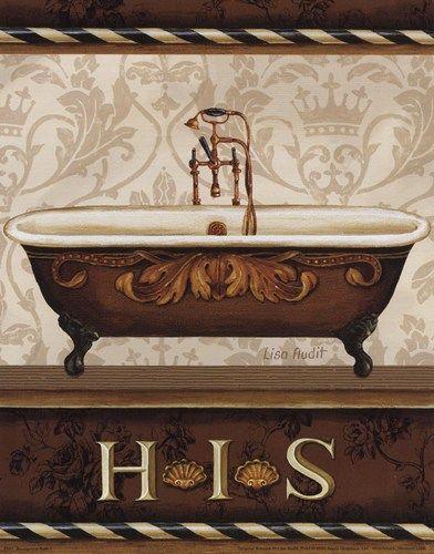 Bourgoisie Bath I