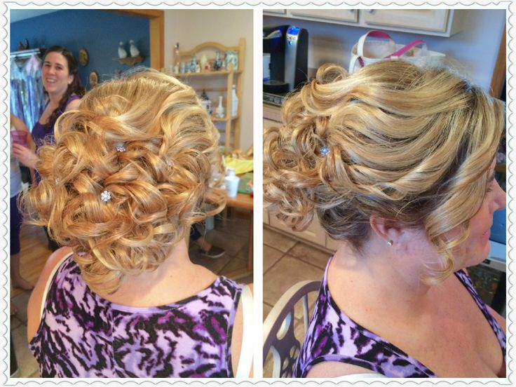 Mother Of The Bride Updo