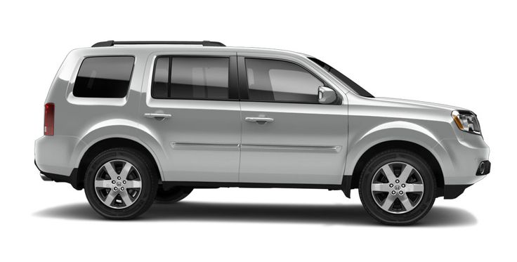 2013 Honda pilot. Lease is almost up. Super sad about that.