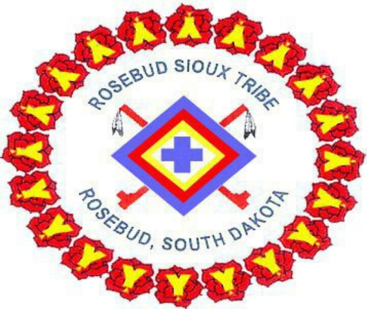 RoseBud Sioux Tribe,  I am proud to be a registered member of this tribe.