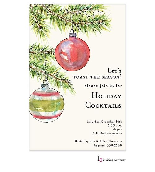 1000+ Images About Ornament Exchange Party Invitations On