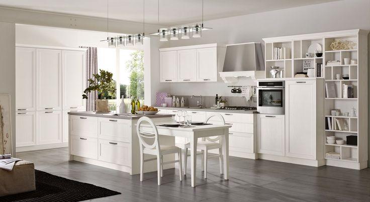 Cucine stosa contemporanee white design stile for Felice palma arredamenti