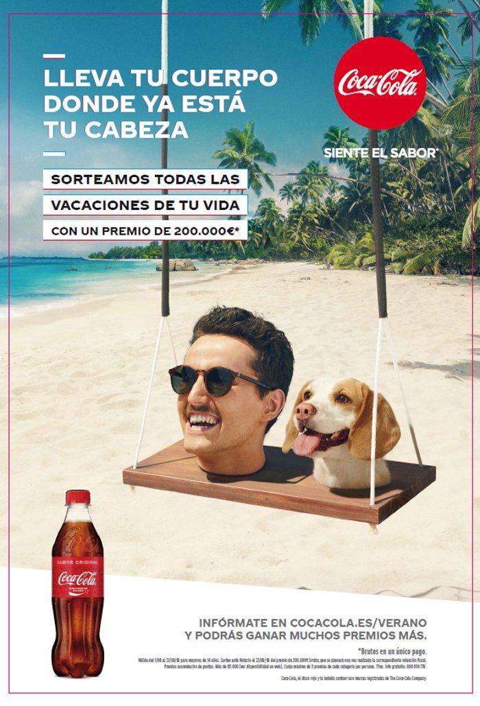 Publicidad Coca Cola Siente El Sabor Pin En Videos