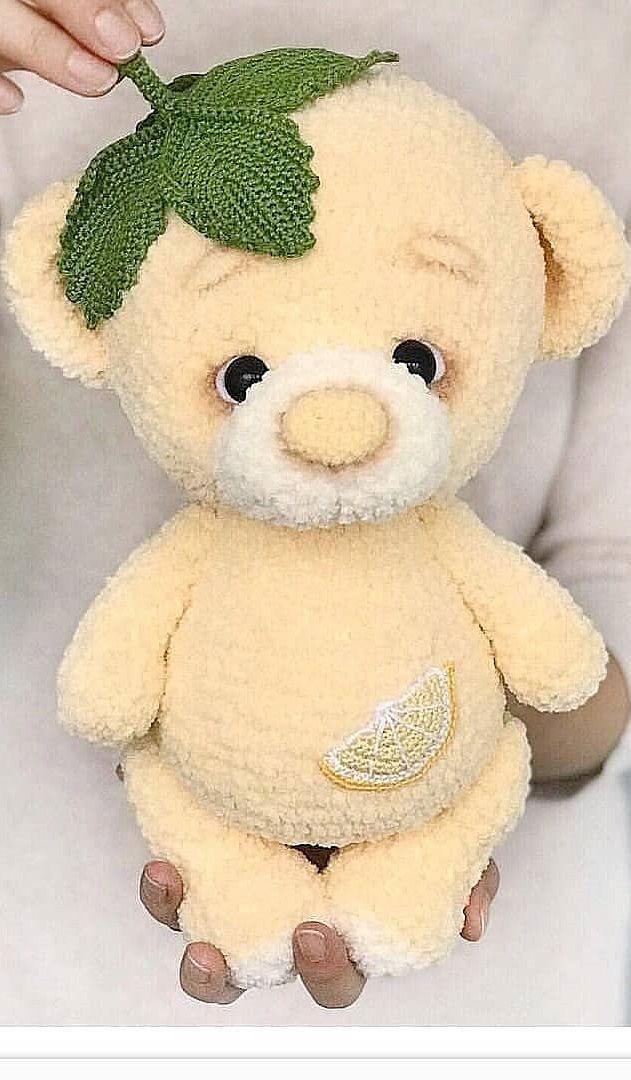 Amigurumi Teddy Ornaments - All About Ami | 1080x631
