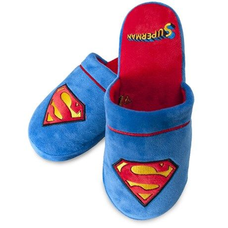 Supermyke tøfler for alle supermenn og superkvinner!