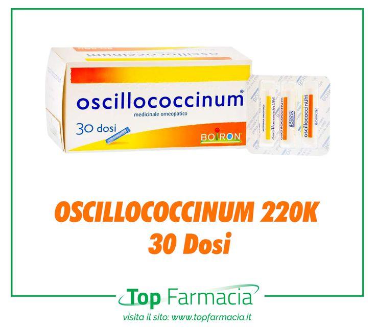 Previeni in tempo i malanni di stagione!   Oscillococcinum 200 K è un medicinale omeopatico utile nel trattamento preventivo e sintomatico delle sindromi influenzali e simil-influenzali.